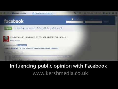 Social Media Marketing Facebook Tutorial Part 2