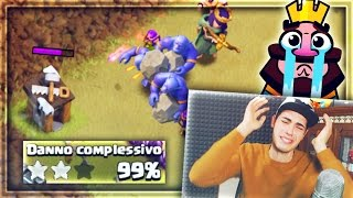 getlinkyoutube.com-DELIRIO IN WAR FINITO MALE !!! EVENTO SALTO su Clash