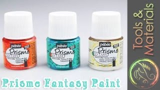 getlinkyoutube.com-AMAZING PAINT EFFECT - Prisme Fantasy and Moon Fantasy paint tutorial