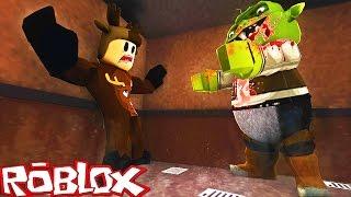 getlinkyoutube.com-Roblox Adventures / Elevator Source! / STUCK IN AN ELEVATOR WITH SHREK!