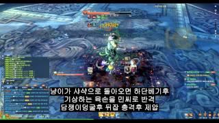 무신의탑 15층 육손 소환사 - 자막 공략영상