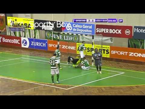 Sporting 6-5 Leões de Porto Salvo
