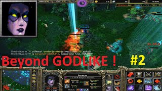 getlinkyoutube.com-DotA 6.83d - Lanaya, Templar Assassin Beyond GODLIKE ! #2