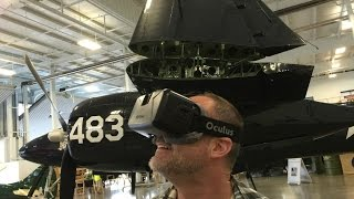 getlinkyoutube.com-War Thunder - VR Simulator with Oculus Rift / Full Set of Controls