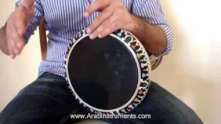 getlinkyoutube.com-ArabInstruments.com - Darbuka Lessons 3 - Belly Dance Music - Darbuka Solo