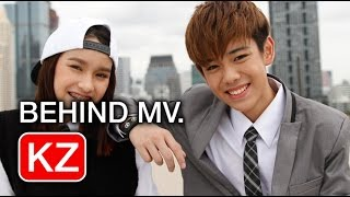 getlinkyoutube.com-[Behind MV] หลุด ! Third แจก Line สาวกลางกองถ่าย !!