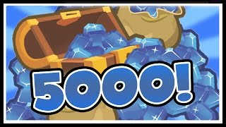 getlinkyoutube.com-SPENDING MY 5,000 SAPPHIRES | Animal Jam Play Wild