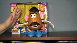getlinkyoutube.com-Toy Story Collection: Mr. Potato Head Toy Review