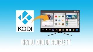 getlinkyoutube.com-Install Kodi on Google TV