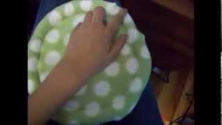 getlinkyoutube.com-How to make a guinea pig bed || feat. Clover