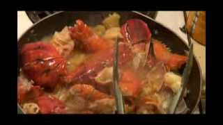 getlinkyoutube.com-Cantonese Style Lobster
