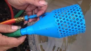 getlinkyoutube.com-ชาวนาวันหยุด สูบน้ำ ด้วยแรงดันน้ำ-1