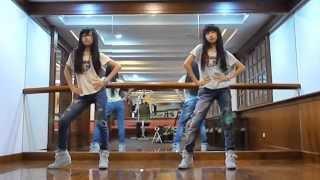 getlinkyoutube.com-T-ARA SUGAR FREE by Sandy&Mandy (cover) (畫面加強版)