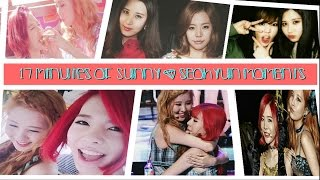 getlinkyoutube.com-[FMV] SNSD Sunny & Seohyun Moments_소녀시대 써니 & 서현_SeoSun/SunSeo/HyunSun