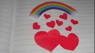 getlinkyoutube.com-Two Hearts - A Stop Motion Animation