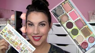 getlinkyoutube.com-In theBalm of Your Hand - Greatest Hits Palette (Holiday 2015)