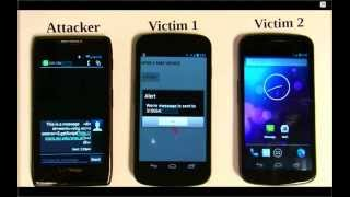 getlinkyoutube.com-Read an SMS message: Your phone can be hacked