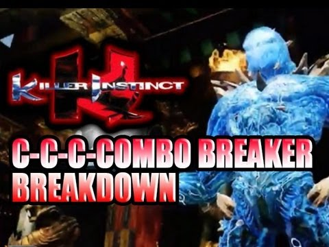 Killer Instinct: Combo Breaker Breakdown and Interview E3M13