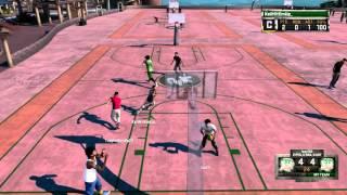 getlinkyoutube.com-NBA 2K16 My Park | Sunset | I Broke Dude Like 5 Times