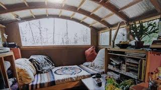 "getlinkyoutube.com-Lloyd's Kahn's ""Tiny Homes On The Move: Wheels and Water"" -a Sneak Peak!"