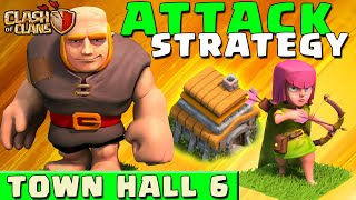 getlinkyoutube.com-Clash of Clans - BEST ATTACK STRATEGY - Townhall Level 6 (CoC TH6 Attack Strategies)