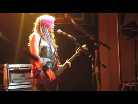 Cherri Bomb - Too Many Faces - Live at Mickey Finn's Pub in Toledo, Ohio on 7-9-12