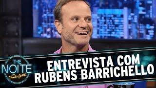 getlinkyoutube.com-The Noite (10/03/15) - Entrevista com Rubens Barrichello