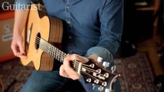 getlinkyoutube.com-PRS SE A15AL Alex Lifeson & AE10E acoustic guitar review demo