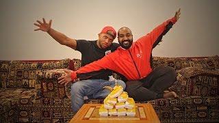 getlinkyoutube.com-#تحديات : تحدي اكل ١٠ هوت دوق مع ابو شداد
