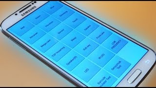 getlinkyoutube.com-Samsung Galaxy S4 IV How to Find / Access Secret Hidden Testing Menus