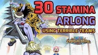 getlinkyoutube.com-Walkthrough For Enraged Arlong 30 Stamina [One Piece Treasure Cruise]