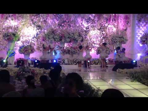 Marlittle Dancers - Ballet Performance @wedding party