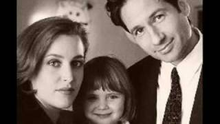 X Files Behind the scenes Enjoy the Silence