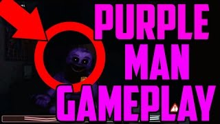 getlinkyoutube.com-Five Nights at Freddy's 2: New Animatronic?! Purple Man/Phone Guy Found In Game Or Is It A Fake?!