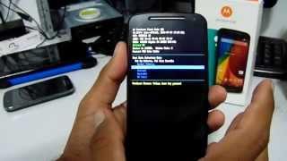 getlinkyoutube.com-HARD RESET MOTO G (2° Geração) Android Kitkat 4.4.4