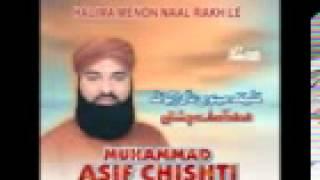 Aaqa Tere Naam Di Khatir Muhammad Asif Chishti   YouTube h263