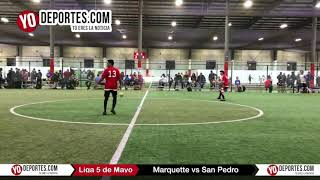 Marquette FC vs. San Pedro Liga 5 de Mayo de Chicago