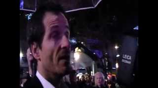 David Heyman at the Deathly Hallows Part 1 Premiere in London