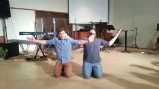"getlinkyoutube.com-""That's Not How You Pray"" Funny Christian Skit By Joe Cirafici & Mark Barlow"