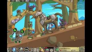 Giants and Dwarves TD - level 9 - perfect