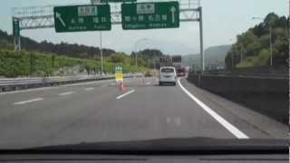 getlinkyoutube.com-ホンダフリードで走りに走った1000km、埼玉・京都日帰りドライブ