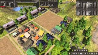 getlinkyoutube.com-Banished S2 mit MODs #021 ★ Mangel an Feuerholz ★ [GERMAN GAMEPLAY]