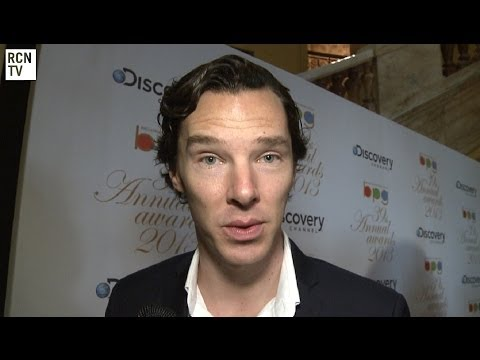 Benedict Cumberbatch Interview - Sherlock Series 3, Star Trek, Parade's End & Fans