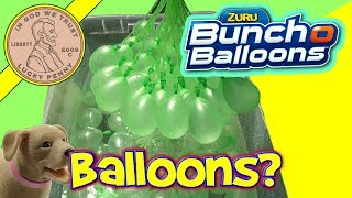 getlinkyoutube.com-Bunch O Balloons....make 100 water balloons in less than a minute!