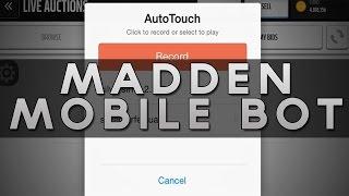 getlinkyoutube.com-How to make a Bot / Script for Madden Mobile 16