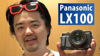 getlinkyoutube.com-Panasonic LUMIX DMC−LX100 クラシカルな操作感のデジカメ、フォーサーズセンサー搭載、4K撮影も可能
