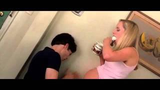 getlinkyoutube.com-Sugar & Spice (2001) - Pregnant belly scenes of a cheerleader!