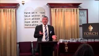 getlinkyoutube.com-Why Jews Don't Believe in Jesus: Rabbi Yosef Mizrachi