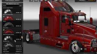 getlinkyoutube.com-[ETS2]Euro Truck Simulator 2 USA Truck Kenworth T600