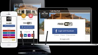 getlinkyoutube.com-How to turn your WiFi hotspot to social marketing tools